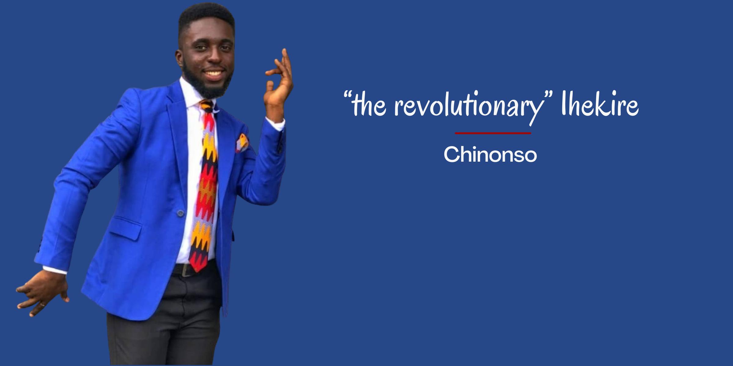 Chinonso Ihekire